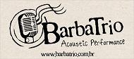 Barbatrio Um trio de cantores e músicos que tocam mais de quinze instrumentos ao vivo. Sensacional!