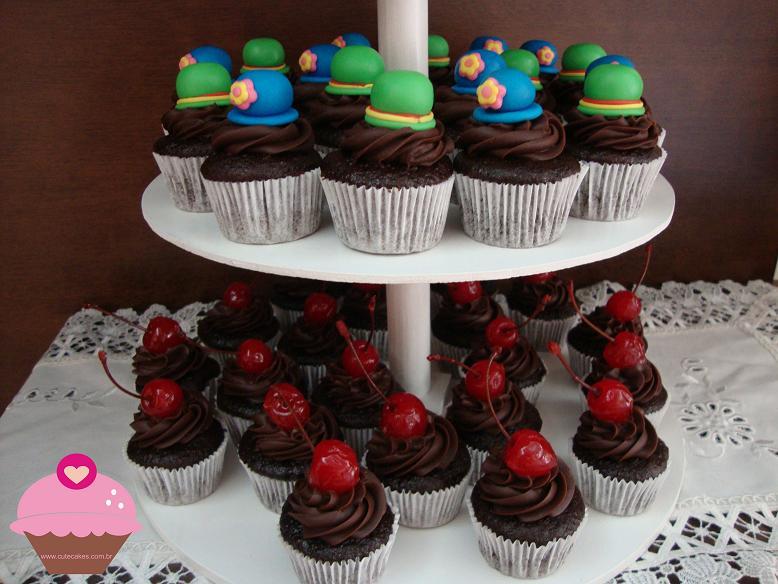 Cupcakes Para Festa Do Patati Patat