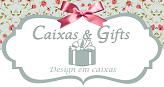 Caixas & Gifts Caixas em madeira decoradas