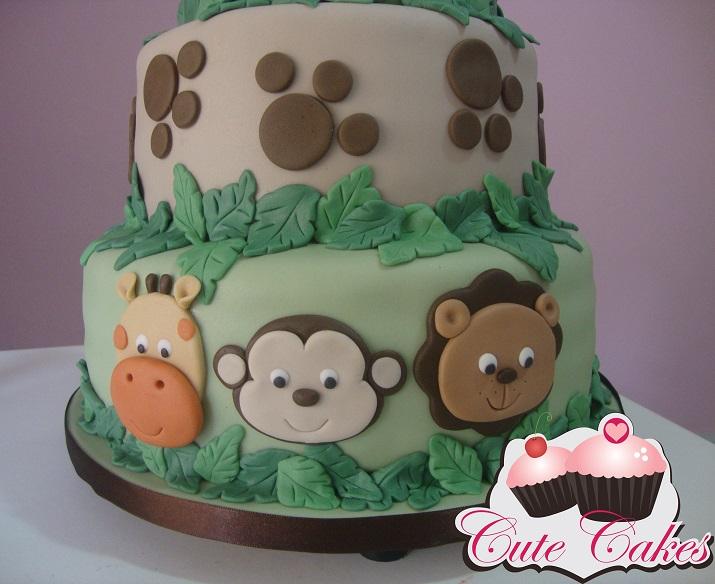 Aniversário  Cute Cakes Cupcakes