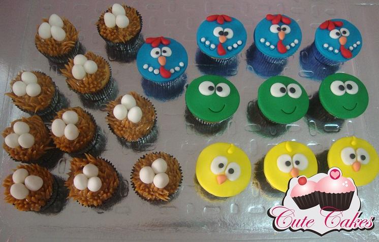 Mais Doces Da Galinha Pintadinha Cute Cakes Confeitaria Artística