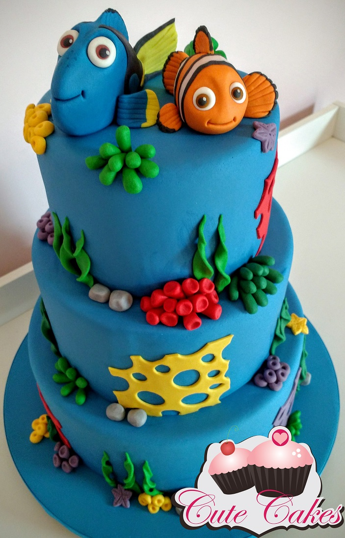 Cute Cakes Cupcakes